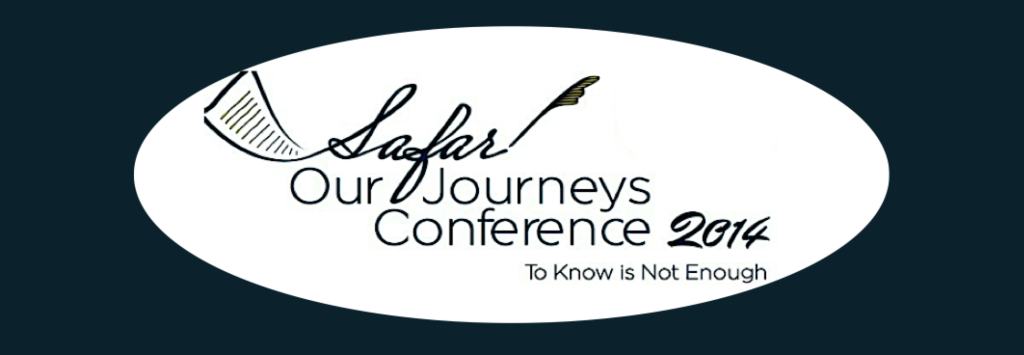 Our Journeys Conference 2014